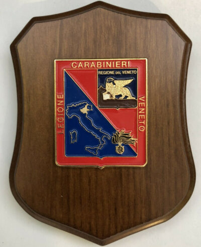 CARABINIERI PLACCA CC LEGIONE Trentino Alto Adige